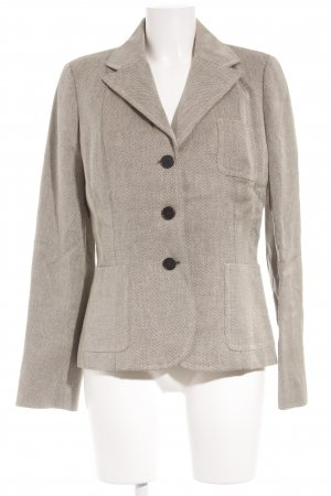 Ralph Lauren Smoking-Blazer creme-grau Business-Look
