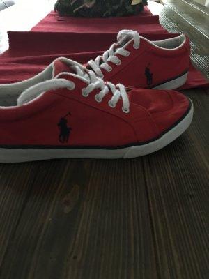 Ralph Lauren Sneaker rot