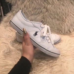 Ralph Lauren Sneaker weiß