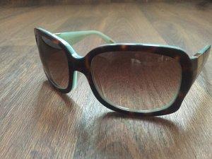 Ralph Lauren Sonnenbrille braun türkis