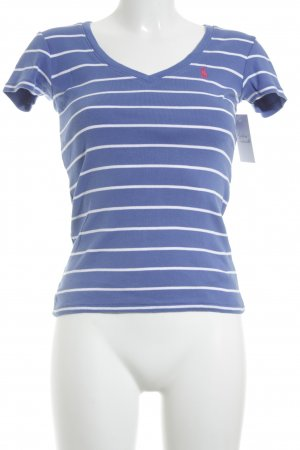 Ralph Lauren Sport Basic Top Streifenmuster Casual-Look