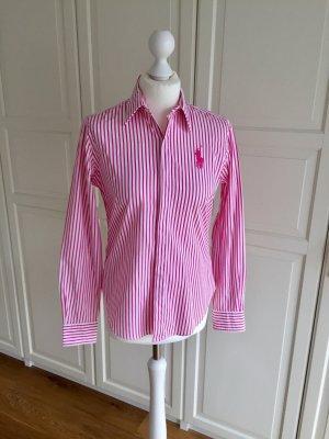 Ralph Lauren Sport Bluse pink Pony 36