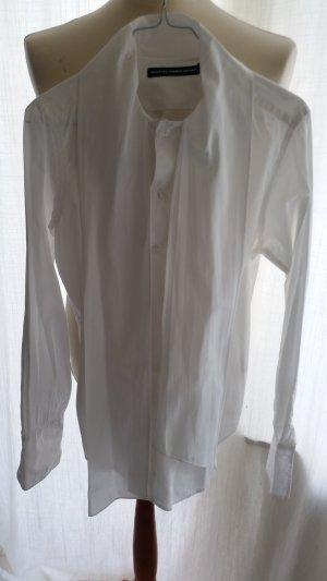Ralph Lauren Sport, Bluse, weiß, Gr. 42 (US 12), Baumwolle, neuwertig, € 375, -