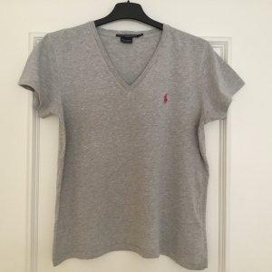 Ralph Lauren Sport  Damen T-Shirt mit V-Ausschnitt