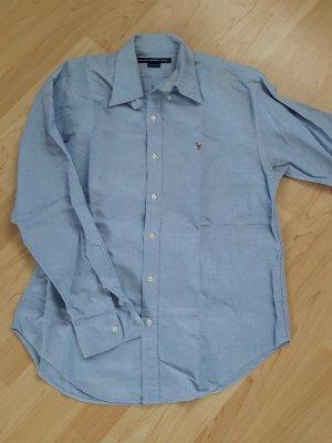 Ralph Lauren Sport Hemd Bluse 38 hellblau