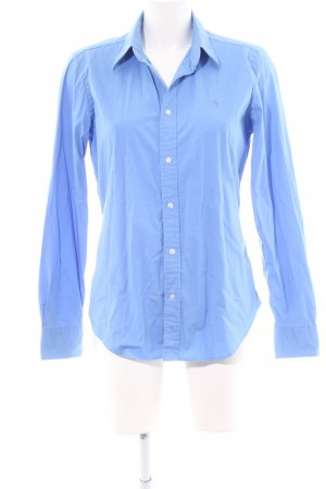 Ralph Lauren Sport Hemd-Bluse blau Business-Look