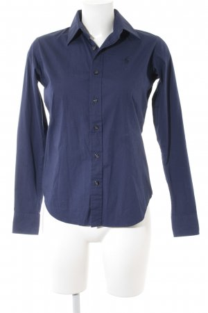 Ralph Lauren Sport Hemd-Bluse dunkelblau Casual-Look