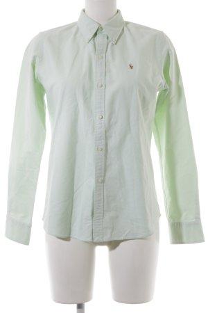 Ralph Lauren Sport Hemd-Bluse graugrün Business-Look