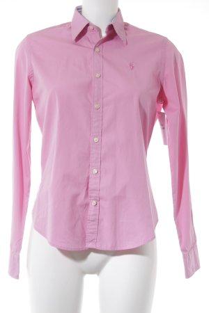 Ralph Lauren Sport Hemd-Bluse pink Business-Look
