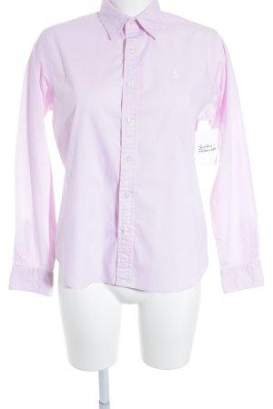 Ralph Lauren Sport Hemd-Bluse rosé Casual-Look