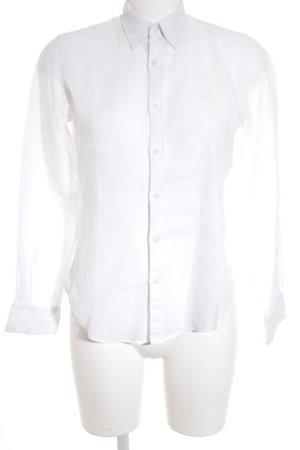 Ralph Lauren Sport Hemd-Bluse weiß Casual-Look