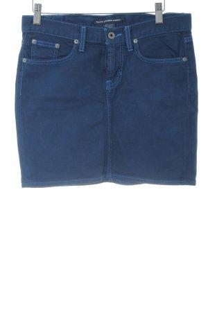 Ralph Lauren Sport Jeansrock dunkelblau Casual-Look
