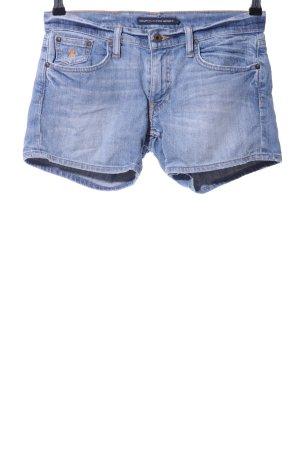 Ralph Lauren Sport Jeansshorts blau Casual-Look