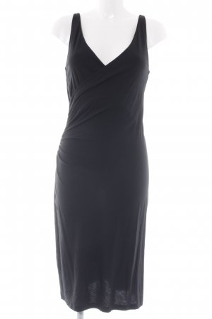 Ralph Lauren Sport Jerseykleid schwarz Casual-Look
