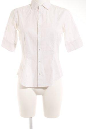 Ralph Lauren Sport Kurzarmhemd weiß klassischer Stil