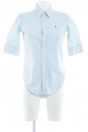 Ralph Lauren Sport Camicia a maniche corte bianco sporco-blu cadetto