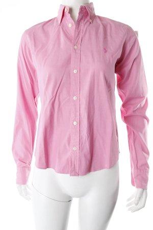 Ralph Lauren Sport Langarmbluse rosa