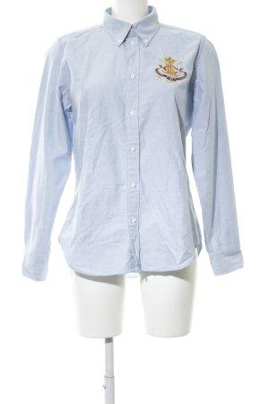 Ralph Lauren Sport Langarmhemd blau Elegant