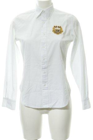 Ralph Lauren Sport Langarmhemd mehrfarbig Brit-Look