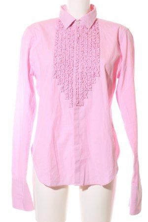 Ralph Lauren Sport Langarmhemd pink Casual-Look