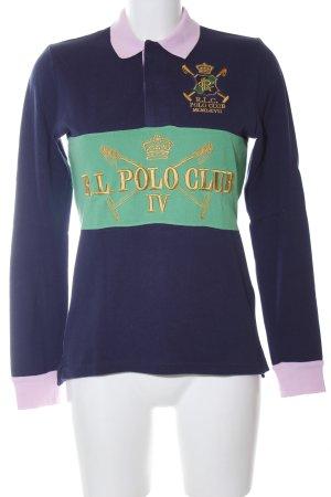 Ralph Lauren Sport Polo-Shirt Motivdruck Casual-Look
