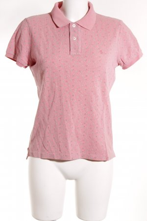 Ralph Lauren Sport Polo-Shirt Blumenmuster klassischer Stil
