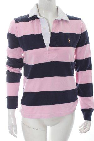 Ralph Lauren Sport Polo-Shirt Ringelmuster sportlicher Stil