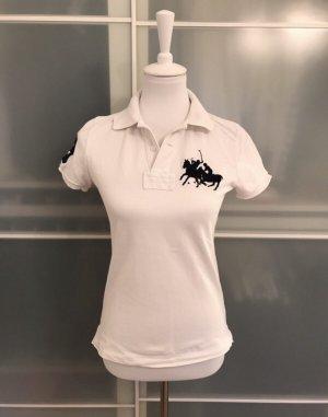 Ralph Lauren Sport Polo Shirt S Weiß
