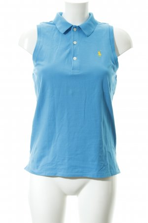 Ralph Lauren Sport Top Polo multicolore style simple