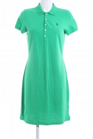 Ralph Lauren Sport Polo Dress green casual look