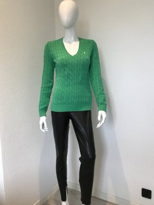 Ralph Lauren Sport Pullover in grün Gr.S