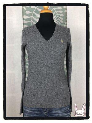 Ralph Lauren Sport V-Neck Sweater multicolored merino wool