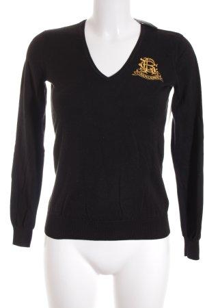 Ralph Lauren Sport Pullover schwarz Casual-Look