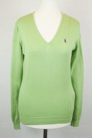 Ralph Lauren Sport Pullover Strickpullover Gr. M grün