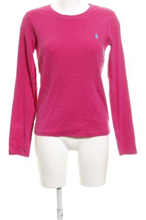 Ralph Lauren Sport Rundhalspullover pink Casual-Look