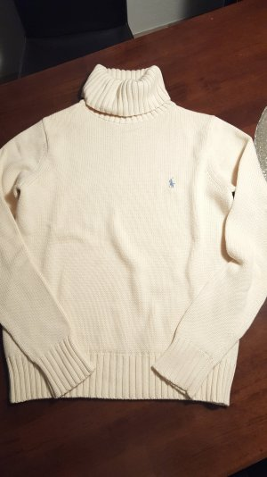 Ralph Lauren Sport - Strickpulli - beige - Gr. L
