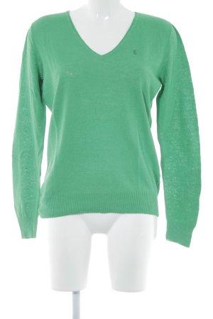 Ralph Lauren Sport Strickpullover grün Casual-Look