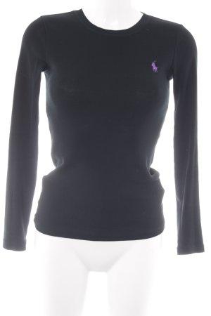 Ralph Lauren Sport Sweatshirt dunkelblau klassischer Stil