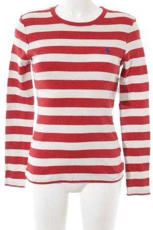 Ralph Lauren Sport Sweatshirt Streifenmuster Casual-Look