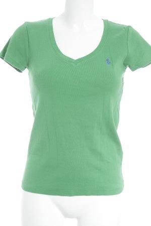 Ralph Lauren Sport T-Shirt grün sportlicher Stil