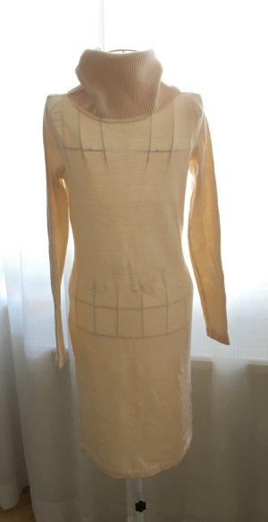 Ralph Lauren Sport, weiches, dünnes Schlauchkleid in creme