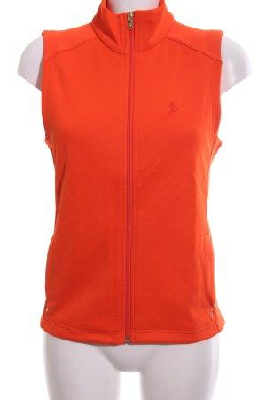 Ralph Lauren Sports Vests light orange casual look