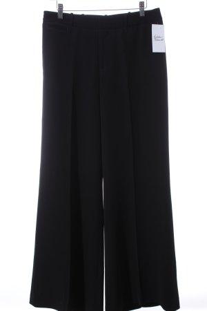 Ralph Lauren Stoffhose schwarz minimalistischer Stil