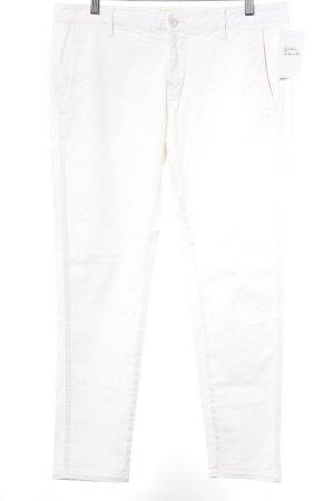 Ralph Lauren Jersey Pants natural white casual look