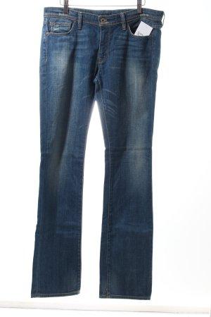 Ralph Lauren Straight-Leg Jeans blau Casual-Look