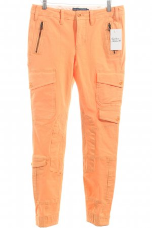 Ralph Lauren Stretchhose orange Casual-Look