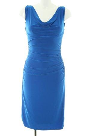 Ralph Lauren Stretchkleid blau Casual-Look