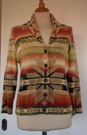 Lauren by Ralph Lauren Blazer in maglia multicolore Cotone