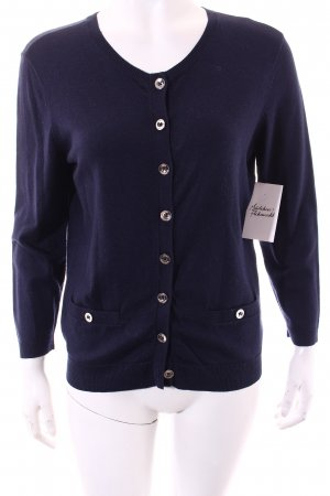 Ralph Lauren Cardigan dark blue simple style
