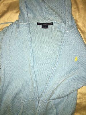 Ralph Lauren Strickjacke Größe L - Babyblau